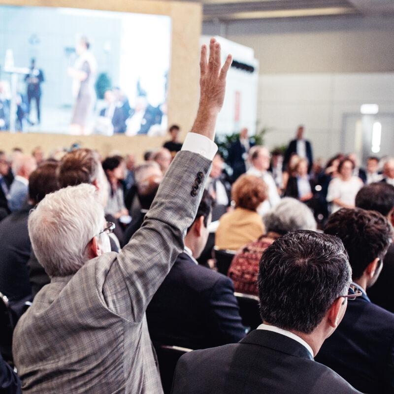 Global maritime forum leaders